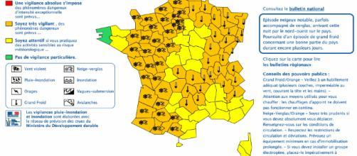 du 1er au 14 février : Vague de froid en France, la plus ... - over-blog.com