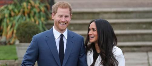 Famiglia reale il fidanzamento del principe harry e megan markle