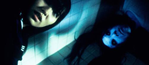 Fotograma de la película Ju-on