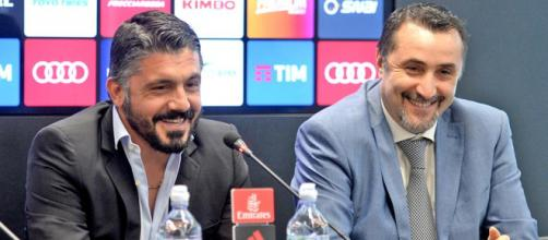 Gattuso è il nuovo allenatore del Milan