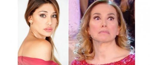 Gossip: è guerra a distanza tra Belen Rodriguez e Barbara D'Urso.