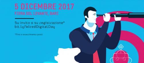 Il 5 dicembre Wired Italia, brand editoriale sinonimo di innovazione, tecnologia e ricerca, approda per la prima volta nel Sud Italia.