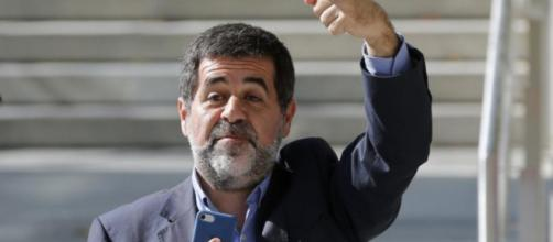 Jordi Sánchez, actualmente en prisión