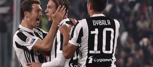 Juventus, alcuni infortuni in casa bianconera. Allegri dovrà fare molti cambi