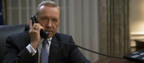 Kevin Spacey foi demitido pela Netflix