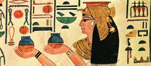 Los perfumes eran parte de la higiene en el Antiguo Egipto