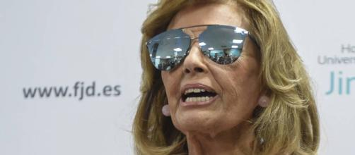 María Teresa Campos y su futuro.