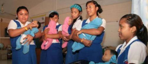 México ocupa el primer lugar de la OCDE en embarazo adolescente ... - elpais.com