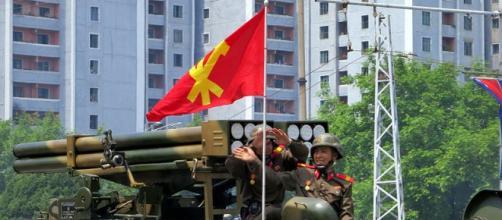 Military of North Korea. [Image credit: Stefan Krasowski/Wikimedia Commons]