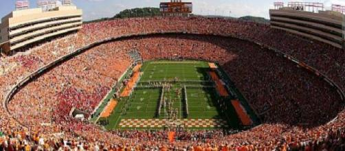 Neyland Stadium Knoxville - a great place for right coach | image via W. Pixton c/o CBS Sports