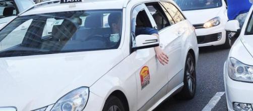 Taxi a Milano, le aggressioni sono in aumento