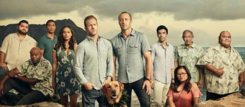 """The new 'Hawaii Five-O' cast photo shows a growing """"ohana"""" on the force, Image Hawaii Five-O/Twitter"""