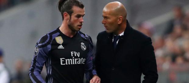 Bale aún sigue siendo considerado por Zidane