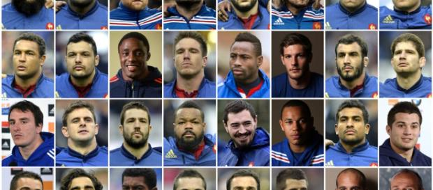 Coupe du monde de rugby : qui sont les 31 joueurs du XV de France - nouvelobs.com