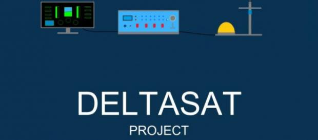 DeltaSat Project: la cover del progetto.
