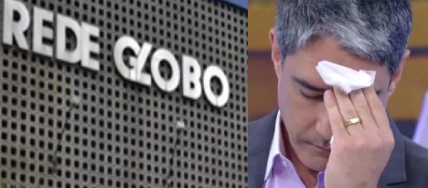 Homem invade o jornalismo da Globo