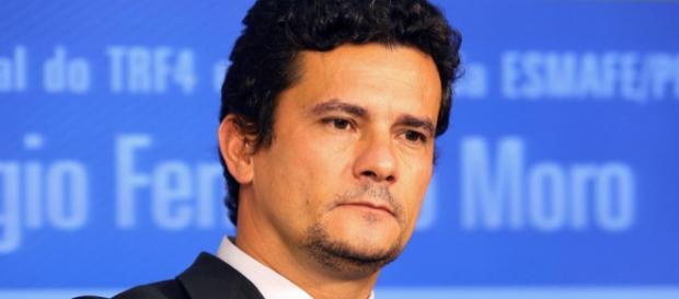 Juiz federal Sérgio Moro, responsável pela Lava Jato