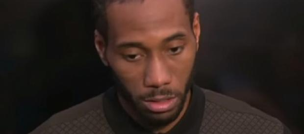 Kawhi Leonard looked great in his workout, says Parker (Image Credit: NBALife/YouTube)