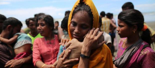 La comunidad Rohingya pone sus esperanzas en la visita del Papa Francisco a Myanmar.