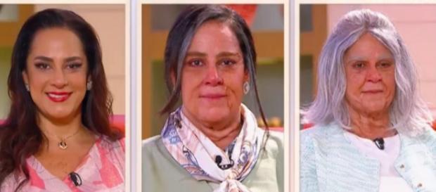O quadro Com o Passar dos Anos é um dos maiores sucessos da atual temporada do programa Eliana