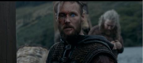 'Lagertha' of 'Vikings' promises big news regarding show. - [Image via HISTORY/YouTube screencap]