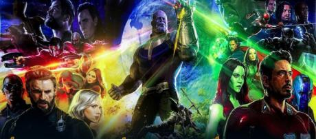 Primer vistazo a Vengadores: Infinity War en el primer tráiler oficial