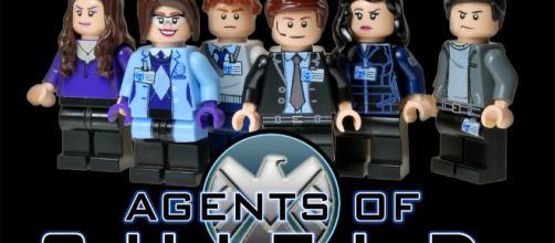 'Agents of SHIELD' legos -- Fine Clonier/Flickr.