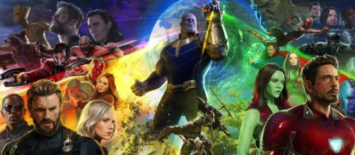 Avenger Infinity War, il poster presentato al Comic-Con
