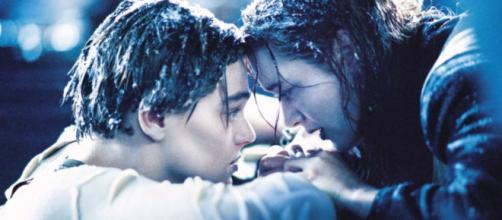 Cena do filme Titanic. Foto: Reprodução.