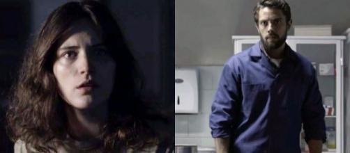 Clara terá ajuda de Renato para fugir de hospício