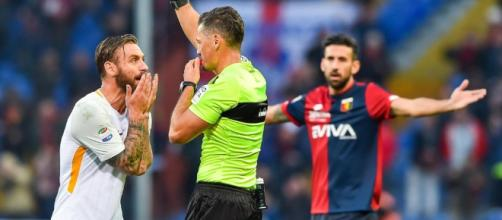 De Rossi: schiaffo a Lapadula, rigore e cartellino rosso. E la ... - leggo.it