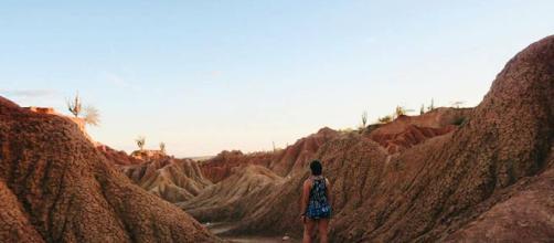 Desierto de la Tatacoa, Colombia (foto: Alicia Sansalvador)