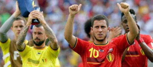 Eden Hazard (no.10) is the star of a Belgium side filled with world-class talent – NDTV Sports - ndtv.com
