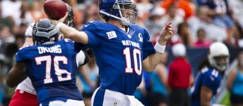 Eli Manning Era in New York nearing its end [Image credit: Wikimedia]