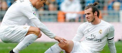 El galés ha recaído de su lesión tras los minutos disputados en el último partido de Copa del Rey