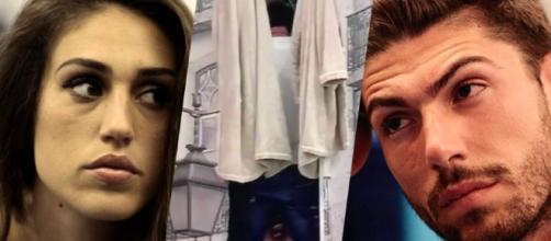 Grande Fratello Vip: Ignazio svela cos'è successo nell'armadio.