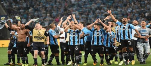 Grêmio pode trazer o título para o Brasil