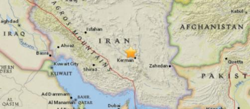 Il terremoto nella zona di Kerman ha raggiunto il grado 6.2 ma non ha causato vittime