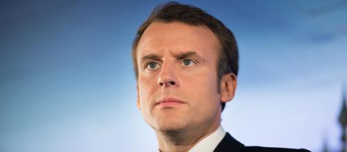 Le président Français Emmanuel Macron (c) Google