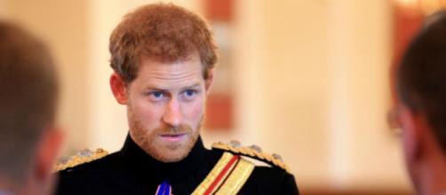 Le prince Harry cinquième dans l'ordre de succession