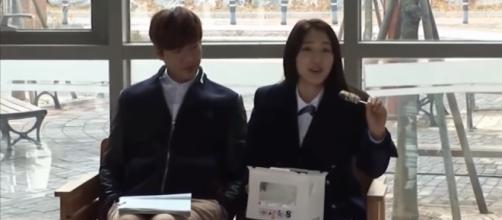 Lee Min Ho to marry Suzy Bae after completion of his military service. Image credit:Park Shin News/Youtube screenshot