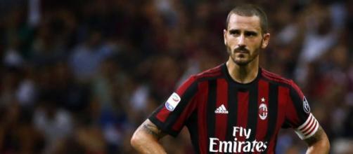 Leonardo Bonucci, 30 anni, capitano del Milan