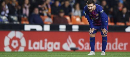 Lionel Messi deixou recado sobre o brasileiro