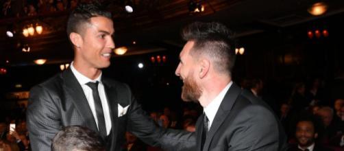 Lionel Messi rend fou Cristiano Ronaldo !