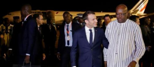 Macron au Burkina, première «étape» d'une tournée et d'une ... - liberation.fr
