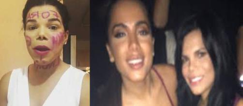 McCarthy chamou a atenção após comentários sobre Titi e Anitta