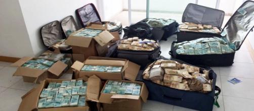 """PF apreendeu R$ 51 milhões em """"bunker"""" usado por irmãos Geddel e Lúcio Vieira Lima"""