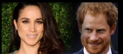 Prince Harry;s intended Megan Markel causing a stir around the world. (World View Youtube screencap).