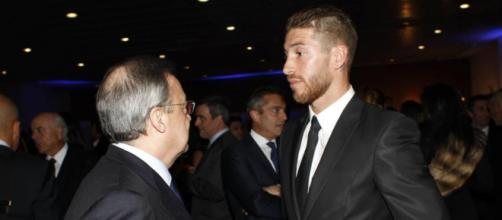 Sergio Ramos da luz verde al fichaje de Bonucci- elconfidencial.com