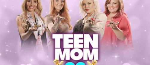 Teen Mom OG Season 7 tensions run high between Maci Bookout and Ryan Edwards.[Image Credit: MTV Twitter]